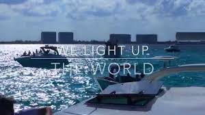 Light Up The World We Light Up The World Spring Break 2015 Cancún Youtube