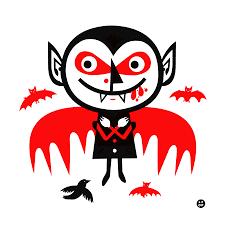 creepy clipart htf rare rubber latex vampire baby prop scary evil creepy dea