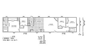 100 18 wide mobile home floor plans 25 best steel frame