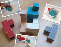 c r a f t 92 diy puzzle cube c r a f t