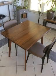 Table Et Chaise Cuisine Ikea by Table De Cuisine Vintage Finest Table De Salle Manger Design
