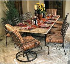 picnic table dining room wrought iron dining room table indoor outdoor dining table indoor