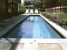 outdoor lap pool inground pools lap pools spas pools patio
