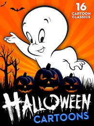 amazon com halloween cartoons 16 cartoon classics casper the