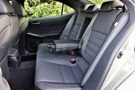 lexus is350 f sport seat covers 2017 lexus is 350 awd f sport the car magazine