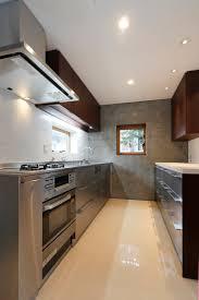 corridor kitchen design ideas 201 galley kitchen layout ideas for 2018