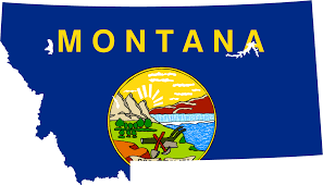 Montana Map With Cities And Towns by Montana Flag Map U2022 Mapsof Net