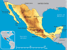 Map Of Puerto Vallarta Mexico by Mexico About Country Population Languages Calling Code