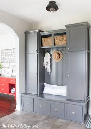 10 things you never knew you needed in your mudroom lockers