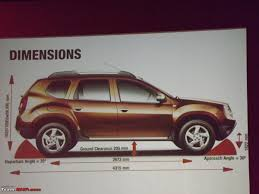 renault koleos 2017 dimensions renault duster official launch report page 10 team bhp