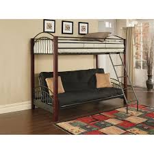 Product Category Bunk Beds Jacks Warehouse - Twin bunk bed with futon convertible