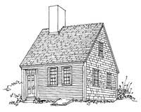 colonial cape cod house plans half cape house plans 45degreesdesign com