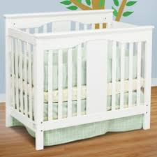 Davinci Annabelle Mini Crib White Traditional Baby Cribs Free Shipping