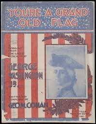 Flag Day Songs You U0027re A Grand Old Flag Wikipedia