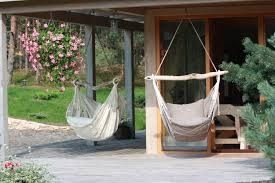 backyard hammock bed home outdoor decoration