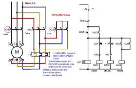 star delta connection circuit diagram circuit and schematics diagram