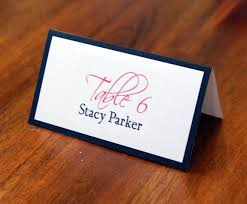 folded table place cards custom place cards seating cards escort cards personalized