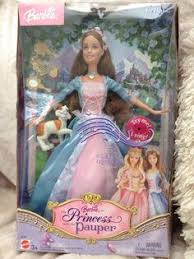 barbie princess pauper blurred lines primenger barbie