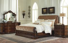 Tufted Sleigh Bed King Upholstered Sleigh Bed King Size Springs Vine Dine King