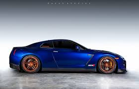 Nissan Gtr Custom - alphoa 9 nissan gtr on velos s1 wheels