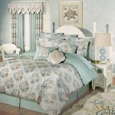Starfish Comforter Set Coastal Bedding Comforters Quilts Bedspreads Touch Of Class