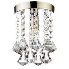Small Crystal Chandelier For Bathroom Online Get Cheap Mini Chandelier Pendants Aliexpress Com