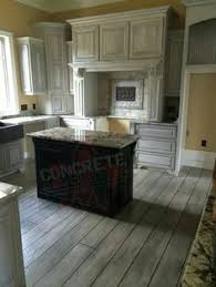 Concrete Kitchen Cabinets Choosing My Battles And A Paint Color Gray Light Grey