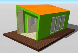 wikihouse update a real micro house u2014 sketchthis net