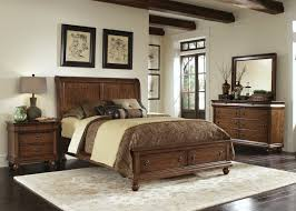 buy rustic traditions king storage bed by liberty from www