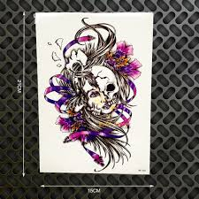 online buy wholesale halloween tattoos from china halloween