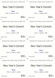 ticketcreator create design and print tickets with