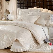 Bedding Sets Luxury Luxury Bedding In Chagne Color And Size Comforters