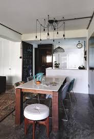 Kitchen Design Hdb House Tour Breezy Retro Inspired Five Room Hdb Flat Home