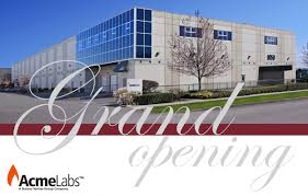 bureau veritas headquarters grand opening celebration on april 18th acme labs