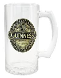guinness tankard with guinness classic collection gold and black