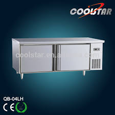 Kitchen Cabinet Refrigerator Commercial Kitchen Worktable Refrigerator Commercial Kitchen