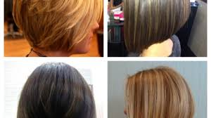 meidum hair cuts back veiw angled bob front and back view bob haircuts front and back view
