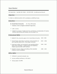 resume templates for no work experience high school resume template no work experience exles education