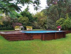 Inground Pool Ideas Radiant Pools With Decks Please Take A Look At Our Semi Inground