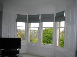 best blinds for bay windows inspiring idea for bow window curtain
