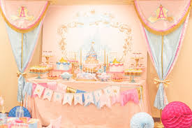 baby girl birthday charming princess themed baby girl birthday party inspiration