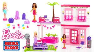 barbie beach house mega bloks lego barbie casa de playa maison