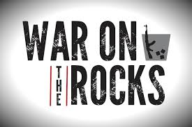 about war on the rock s
