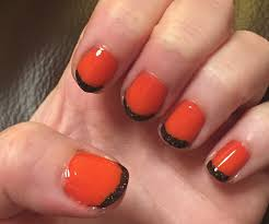 the beauty of life happy halloween orange u0026 black french