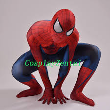 halloween spiderman costume aliexpress com buy concept art spider man cosplay halloween