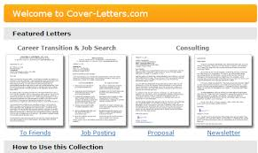 cover letters tools tips and free cover letter templates for