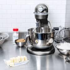 kitchenaid kp26m1xpm pearl metallic professional 600 series 6 qt
