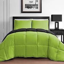lime green bedding amazon com