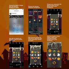 halloween themed background how to make a halloween themed lockscreen for iphone create