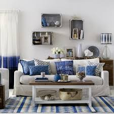 Themed Home Decor Nautical Family Room Decor Ideas Coastal Themed Kitchen Sea